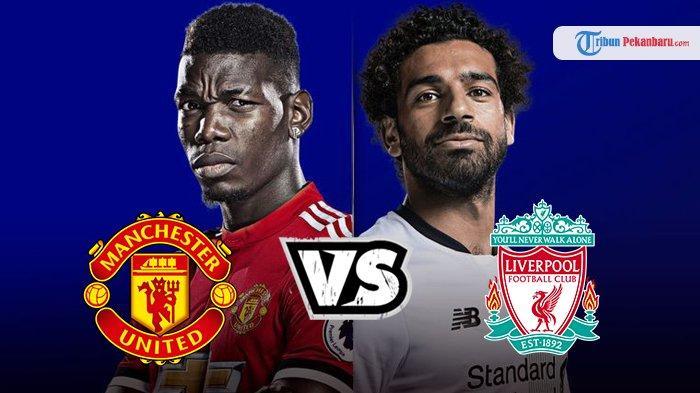 Streaming Manchester United vs Liverpool, Solskjaer: Pantang bagi MU Puasa Gelar Seperti Liverpool