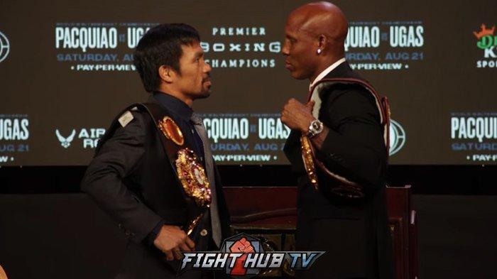 Manny Pacquiao vs Yordenis Ugas Akhir Pekan Ini, Ugas Pede Akhiri Karir Pacman, Tebar Ancaman