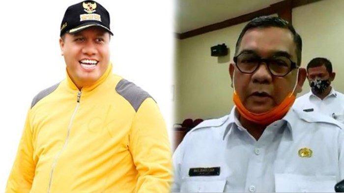 Mantan Bupati Inhu Yopi Arianto dan Wakil Gubernur Riau Edi Natar Jadi Kandidat Ketua Nasdem Riau