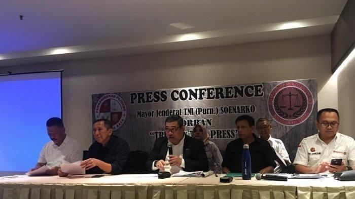 Suryo Prabowo Tak Terima Mayjen Soenarko Dibilang Makar, 'Kami Siap Enggak Masuk Surga Demi Negara'