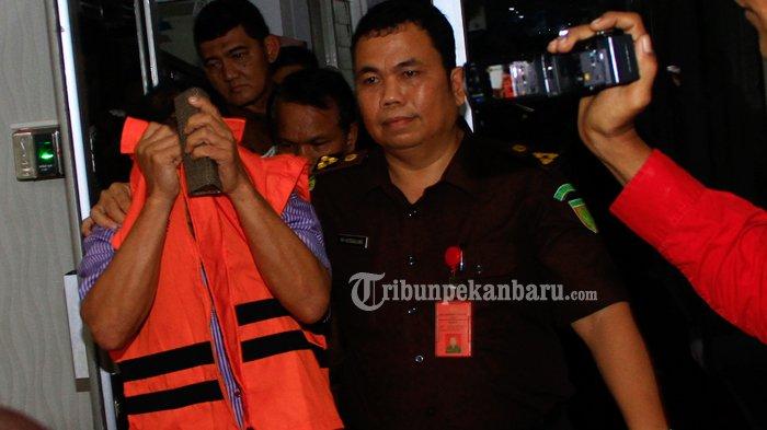 Aspidsus Kejati Riau Turun Tangan Jadi JPU Dugaan Tipikor Hutan TNTN