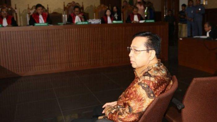Setya Novanto Divonis 15 Tahun Penjara, Terbukti Memperkaya Diri, Orang Lain, dan Korporasi