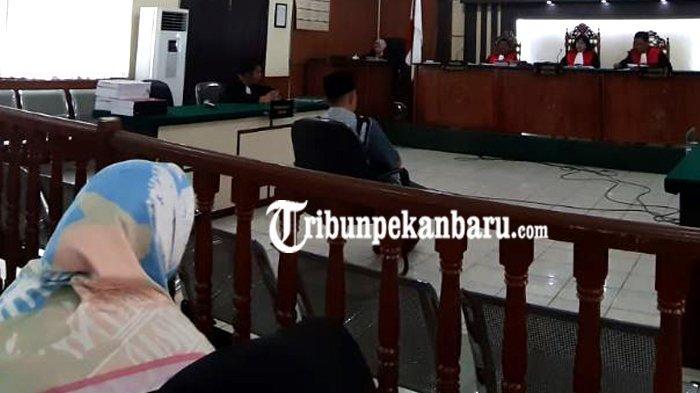MANTAN Pegawai BPN Inhu Riau Divonis Empat Tahun Penjara, Pungut Uang Pengurusan SERTIFIKAT PRONA