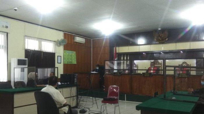 Mantan Wabup Bengkalis Dituntut Penjara 8 Tahun, Terkait Korupsi Proyek Pipa Transmisi PDAM di Inhil
