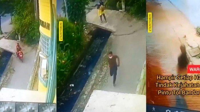 Marak terjadi pencurian di kawasan Pintu Tol Bandar Selamat, Kecamatan Medan Tembung, membuat warga yang bermukim di lingkungan 7 dan 8 dan 11 bersama jamaah Masjid Al Hikmah menjadi resah.