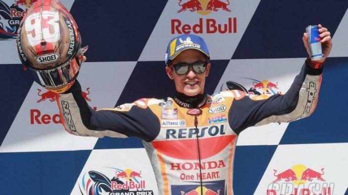 Marc Marquez Juara Dunia MotoGP 2019: Berikut Jalannya Race MotoGP Thailand