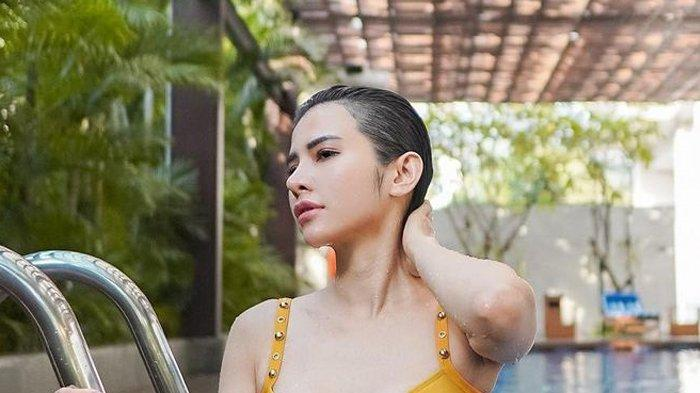 Maria Vania Dicemooh karena Umbar Tubuh di TikTok dan IG, Netizen: Cantik, Tapi Body Komsumsi Publik