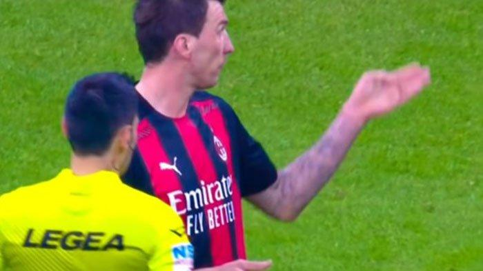 Karir Mario Mandzukic di AC Milan Liga Italia Selesai, Kalah Saing dengan Zlatan Ibrahimovic