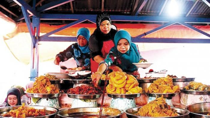 Rahasia Masakan Padang yang Tidak Basi Walau Bersantan Terungkap, Kuncinya Ada Disini