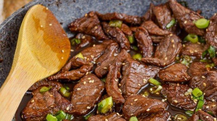 Olah Daging Kurban Jadi Teriyaki Ala Restoran Jepang, Ini Resep Praktis Masak Daging Kurban