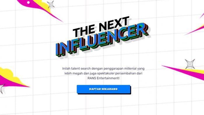 Pengen Jadi Artis Yuk Simak Cara Daftar The Next Influencer Raffi Ahmad Dan Nagita Biar Terkenal Tribun Pekanbaru