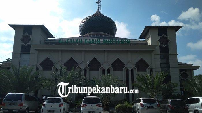 MASJID di Pekanbaru Ini Datangkan QORI TERBAIK di Riau untuk IMAM, Manjakan Jamaah Selama Ramadhan
