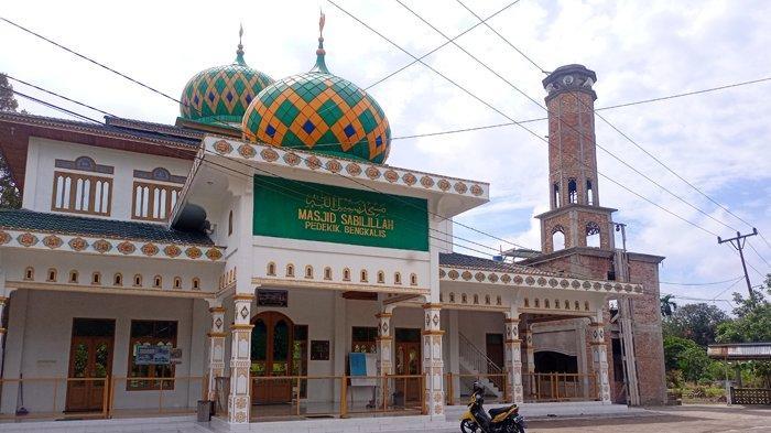 Masjid Unik di Riau, Masjid Sabilillah Dibakar Belanda Saat Agresi Militer II & Laskar Fisabilillah