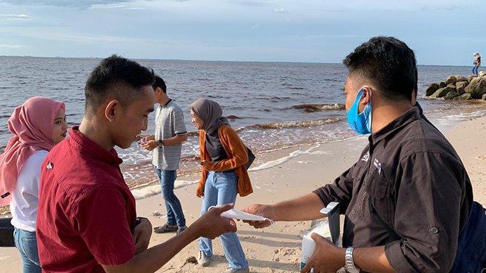Jelang Libur Panjang,Wisata Dumai Jadi Sorotan Provinsi, Sosialisasikan Protokol Kesehatan Covid-19