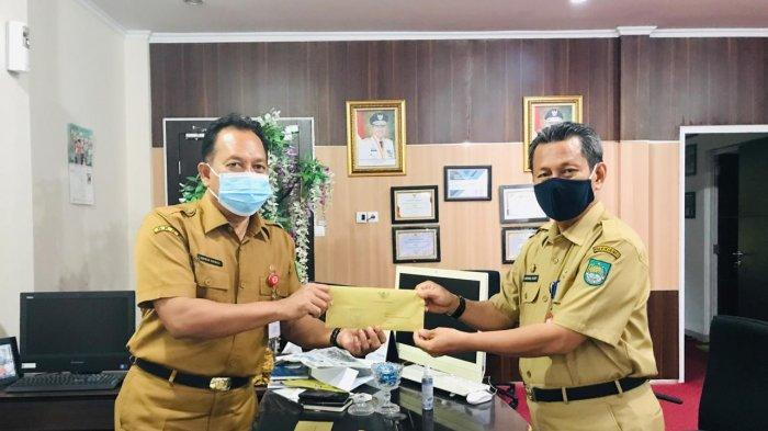 Plh Sekdaprov Riau Berakhir 15 Januari 2021, BKD Siapkan Pengganti