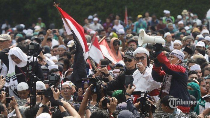 Kronologi Lengkap Terkait Aksi 22 Mei di Lima Titik, Ini Keterangan Tito Karnavian