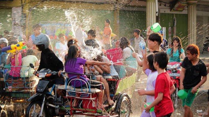 JADWAL Festival Perang Air di Riau, Pemkab Meranti Gelar Rakor, Evaluasi karena Ada yang Cidera
