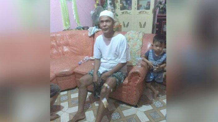 Maswir Diterkam Buaya Saat Hendak Mandi di Sungai Kuantan Riau, Lolos dari Maut dan Dapat 7 Jahitan