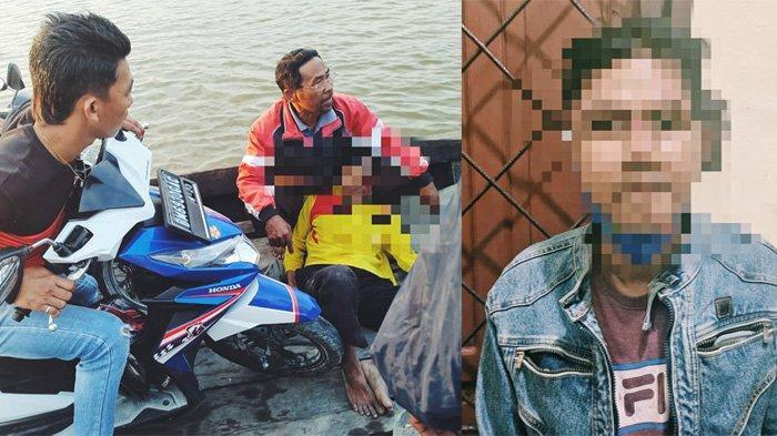 Mata Tukang Ojek di Inhil Ditusuk Penumpang, Padahal Sudah Bayari Pelaku Makan Siang