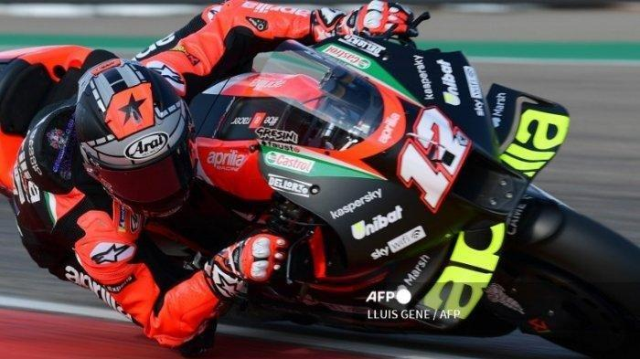 Hasil FP1 MotoGP San Marino 2021, Maverick Vinales Tercepat, Marquez ke-9