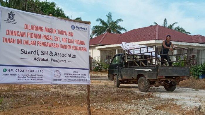Masyarakat Keberatan Tidak Dapat Ganti Rugi, Pembangunan Pipa Minyak Blok Rokan Terhenti