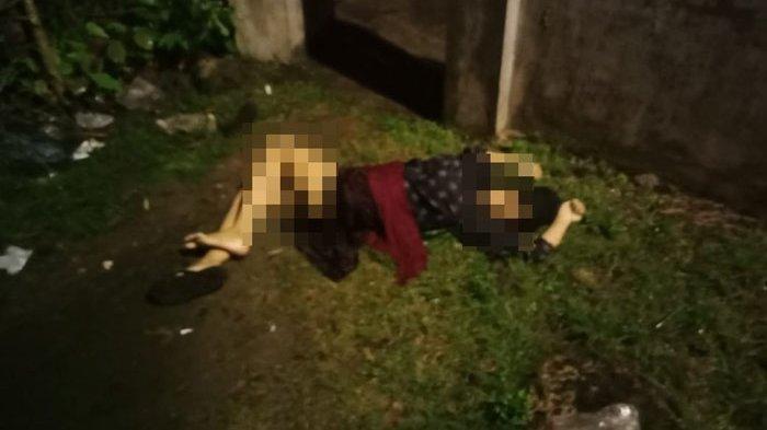 Mayat Fitriani (17) ditemukan di pekarangan samping masjid Al-Badar depan Mako Kodam I/BB, Jalan Medan-Binjai, Kelurahan Sei Sekambing B, Medan Sunggal beberapa waktu lalu
