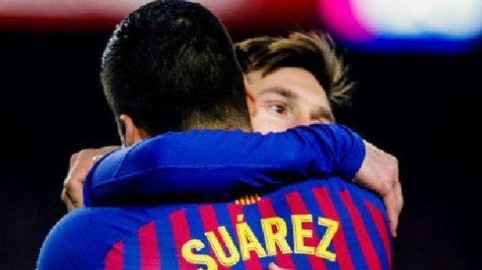 Usai Dikalahkan Liverpool 4-0 di Leg ke 2 Piala Champions, Luis Suarez Tak Mau Antar Anak ke Sekolah