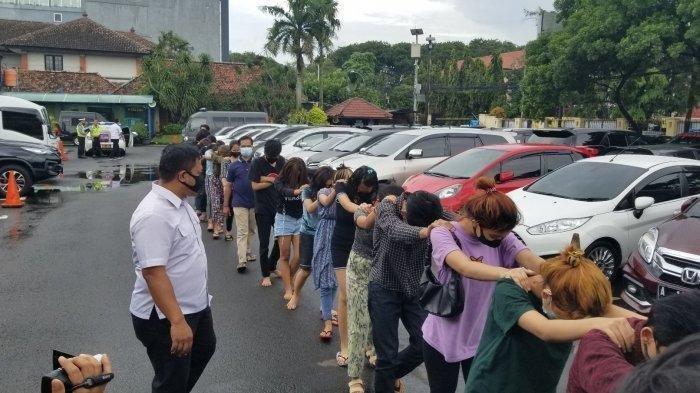 Melayani Dekat Bandara, Belasan PSK Remaja Jualan di MiChat Terciduk di Apartemen, Tarif Rp700 Ribu