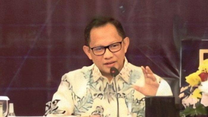 KESIAPAN PILKADA - Mendagri Muhammad Tito Karnavian pada Rapat Koordinasi Pemilihan Kepala Daerah Serentak 2020 dan Pengarahan Gugus Tugas Covid-19 di Provinsi Kalimantan Timur di Ballroom Mahakam, Hotel Novotel Balikpapan, Sabtu (18/7/2020).