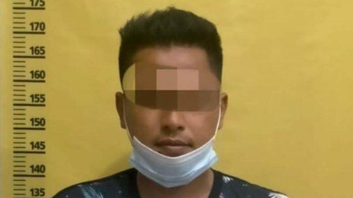 Mengemudi Setelah Mengkonsumsi Narkoba, WS Mengalami Kecelakaan di Kuok Kampar