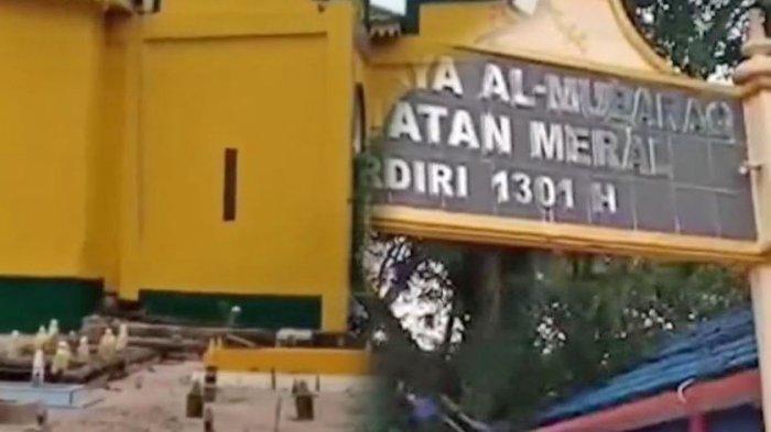 Mengenal sejarah singkat Pulau Karimun dan Masjid Raya Al Mubaraq yang terletak di Kelurahan Meral, Kecamatan Meral, Kabupaten Karimun.