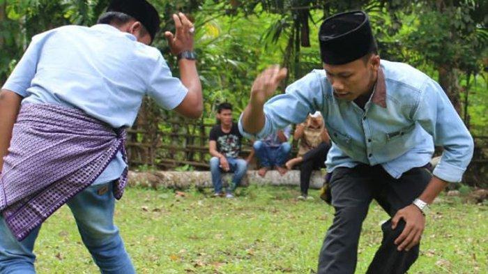 Mengenal Silat Jiusu Negeri Siberakun Kuansing Riau, Anak Muda Lestarikan Seni Beladiri Tradisional