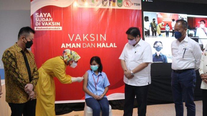 Percepatan Vaksinasi Batam Contoh Konkret Upaya Pencapaian Kekebalan Komunal Berbasis Pulau