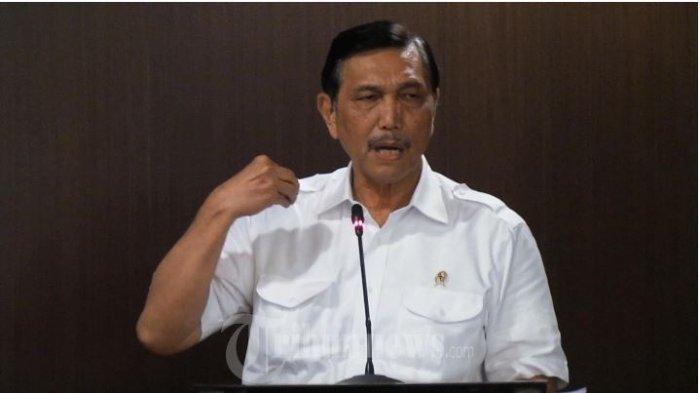 Blak-blakan Luhut Panjaitan Ungkap Kerjasama Indonesia dengan China, 'Akan Banyak Kerja Sama Kita'