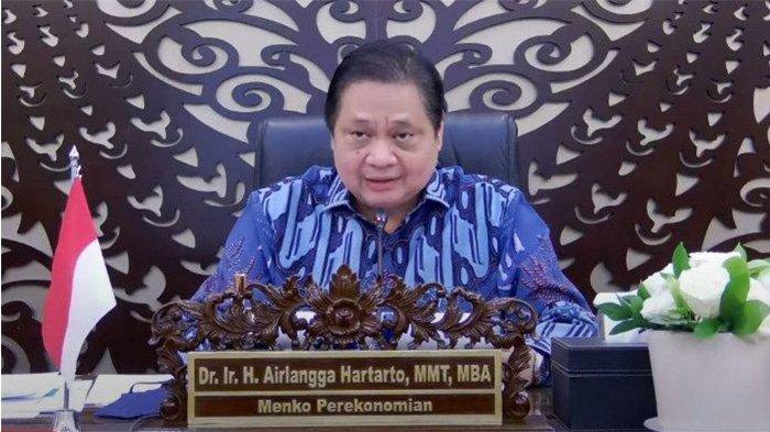 Menko Airlangga: Indonesia–Australia Tingkatkan Upaya dalam Atasi Tantangan Ekonomi Dampak Covid-19