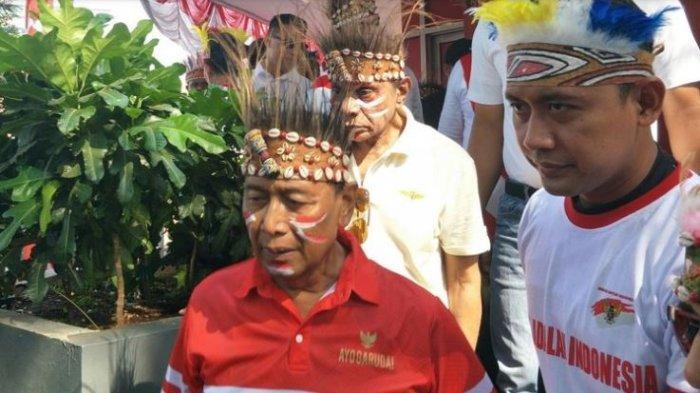 Personel TNI dan Polri Terus Dikirim ke Papua, Ini Penjelasan Menkopolhukam, Wiranto