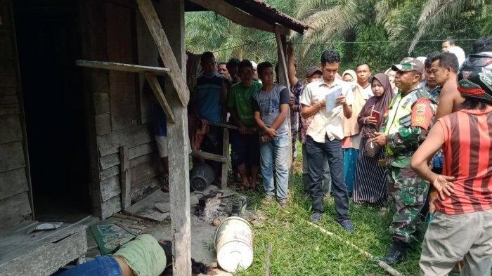 Pelaku Pemerkosaan dan Pembunuhan ABG di Siak Riau, Baru Kenal Lewat FB Sudah Ngajak ke Rumah Kosong