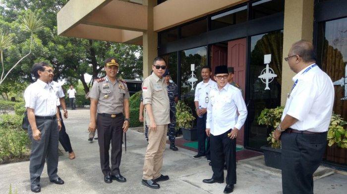 Wako Dumai Klaim Pembenahan Bandara Pinang Kampai Direstui Menteri Jonan