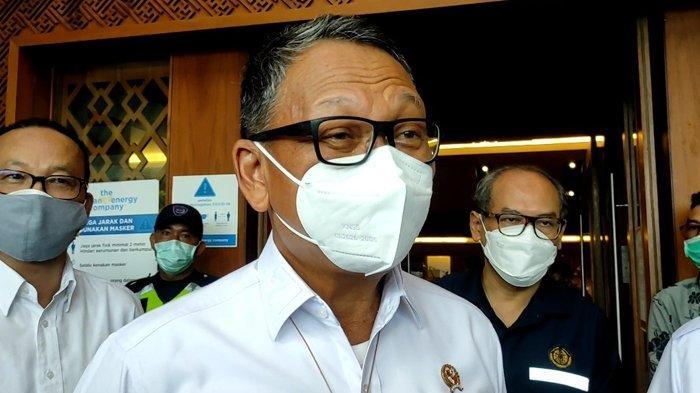 Menteri ESDM RI ke Riau, Sorot Soal Penurunan Produksi Minyak di Blok Rokan, Ingatkan Target ke PHR
