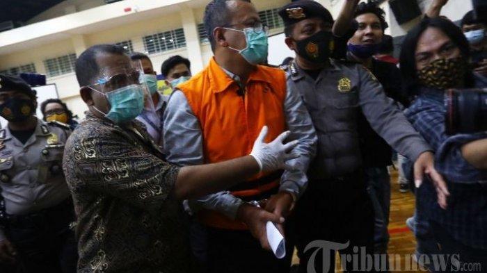Update Kasus Dugaan Suap Izin Ekspor Benih Lobster, Saksi Kunci Tersangka Edhy Prabowo Meninggal
