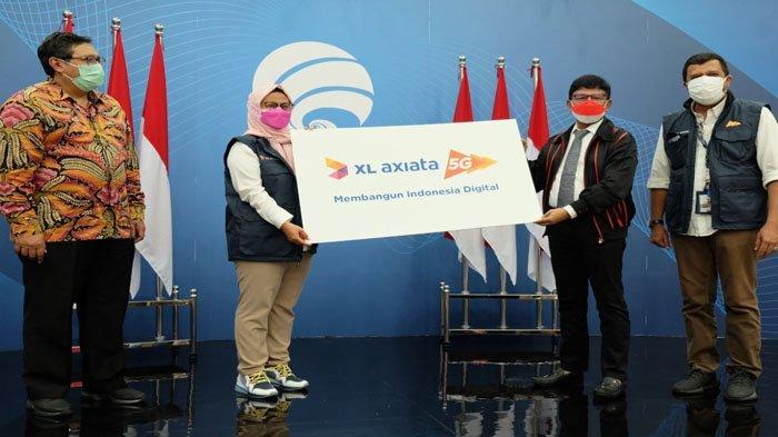 XL Axiata Lolos Uji Laik Operasi 5G Siap Gelar Jaringan 5G di Indonesia