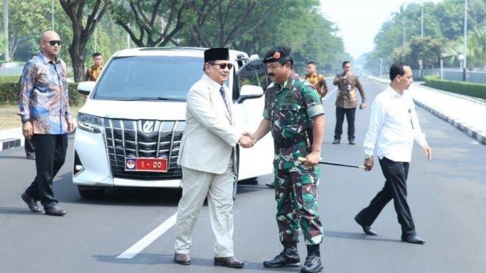 Jubirnya Bilang Prabowo Tak Akan Terima Gaji, Ketum Gerindra Bantah: masa kami tidak terima gaji!
