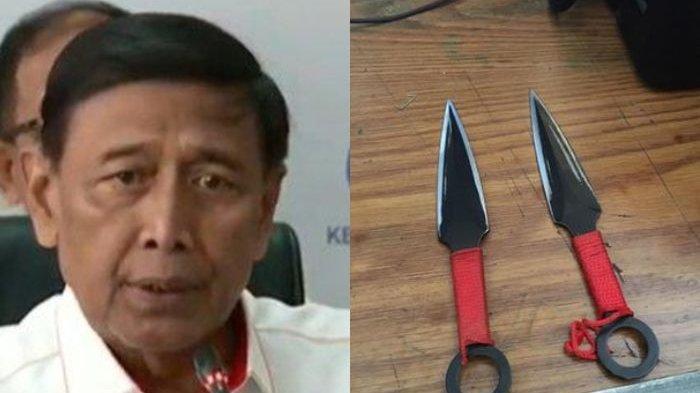 TERBONGKAR! Ini Alasan Pelaku Tikam Wiranto, Kesal Dengan Polisi Jadi Penyebab Syahril Tikam Wiranto