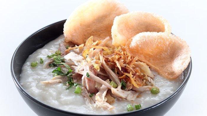 RESEP Bubur Ayam, Simak Cara Membuat Bubur Ayam Enak, Menu Sarapan Pagi Gampang