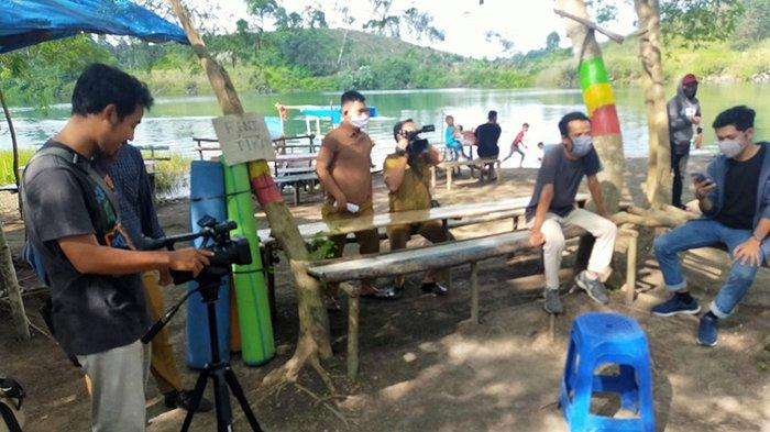 'Menyesal' Raih Juara 3 Lomba Film Pendek Sumpah Pemuda, Anak Muda Inhu Promosikan Danau Kembar