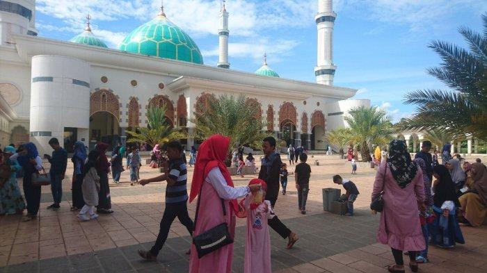 Bukan Riau, Wisatawan dari 2 Daerah IniDominasi Kunjungan ke Rohul Saat Liburan Natal