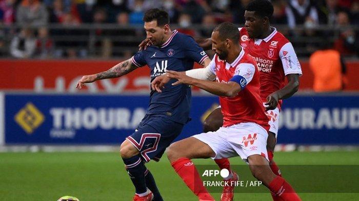 LIVE PSG vs Clermont, Mulai Tayang Pukul 22.00 WIB, Gawat, Messi Kalah Saing dari Mbappe