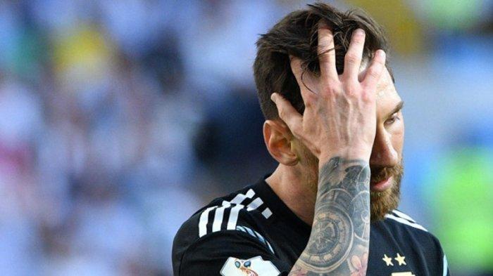 Terungkap, Lionel Messi Intervensi Jorge Sampaoli untuk Coret 2 Pemain Timnas Argentina Ini