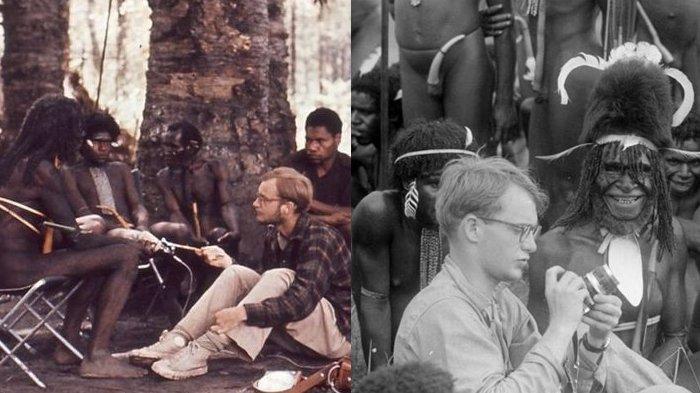 Anak Orang Terkaya di Dunia Hilang di Rimba Papua, Michael Rockefeller Katanya Dimakan Suku Kanibal