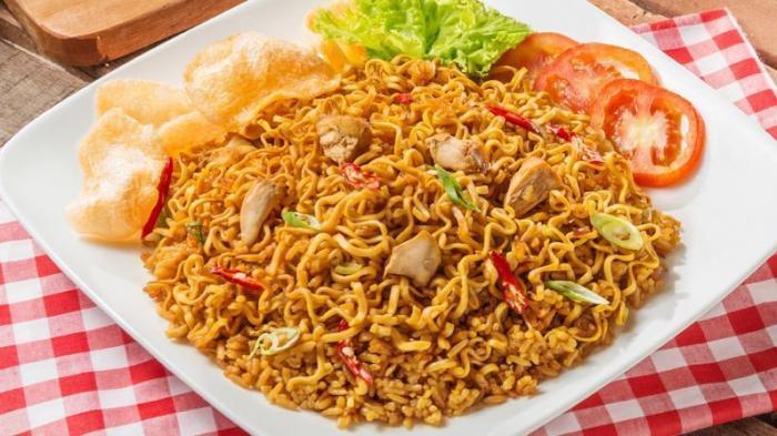 Nasi Goreng Mawut, Adanya Hanya di Indonesia